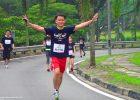 daniel chew earth day running pose 2016