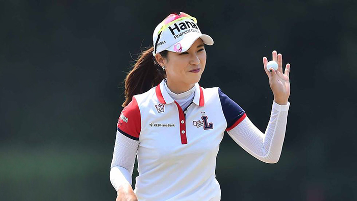 Park Hee-young Golf
