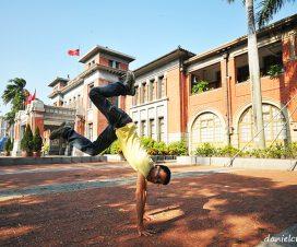 daniel chew handstand hsinchu taiwan
