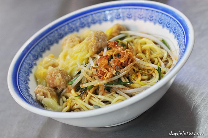 dry wanton noodle hsinchu
