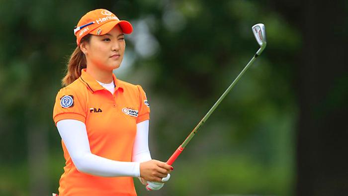 So Yeon Ryu golf