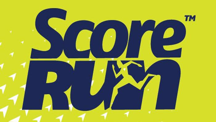 Score Run Logo