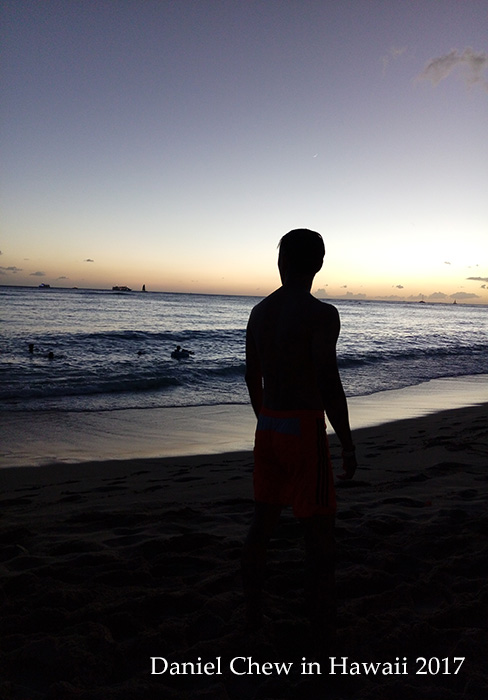 daniel chew hawaii 2017