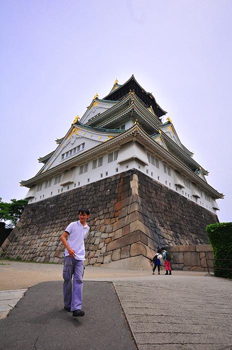 daniel visits tokyo palace