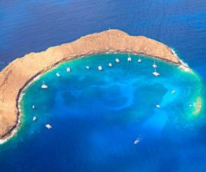 molokini crater snorkel