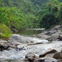sungai pisang river